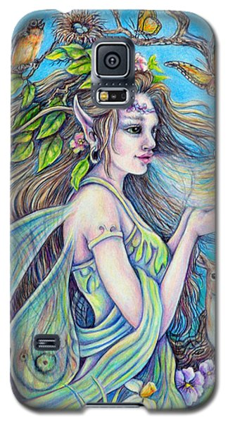 The Breath Of Spring Galaxy S5 Case