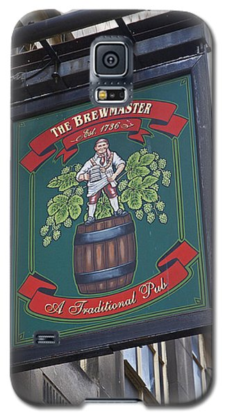 The Brewmaster Pub Galaxy S5 Case