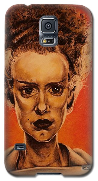 The Bride Of Frankenstein Galaxy S5 Case