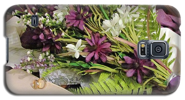 Galaxy S5 Case featuring the photograph The Bride To Be by Cynthia Guinn
