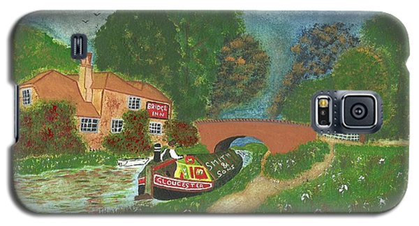The Bridge Inn Galaxy S5 Case by John Williams