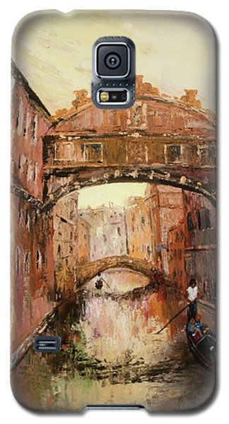 The Bridge Of Sighs Venice Italy Galaxy S5 Case
