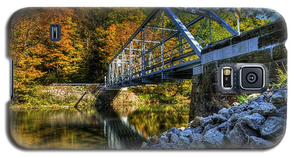 The Bridge Over Beaver Creek Galaxy S5 Case