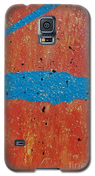 The Bridge Over Grief Is Water Galaxy S5 Case
