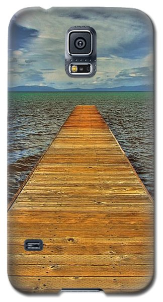 The Bridge To Nowhere And Everywhere Galaxy S5 Case