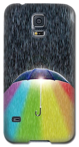 The Bright Side Galaxy S5 Case
