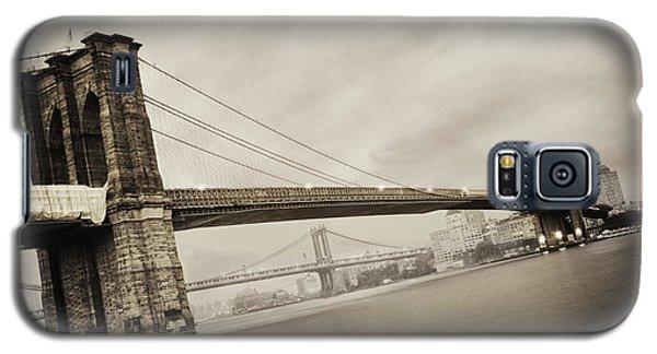 The Brooklyn Bridge Galaxy S5 Case by Eli Katz