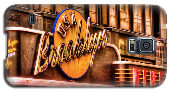 The Brooklyn Diner And Cafe 001 Galaxy S5 Case