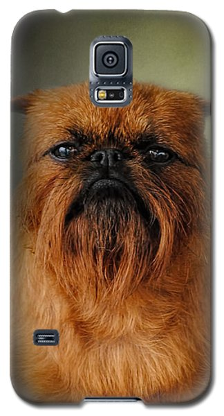 The Brussels Griffon Galaxy S5 Case by Jai Johnson