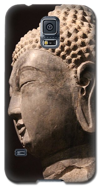 Galaxy S5 Case featuring the photograph The Buddha 2 by Lynn Sprowl