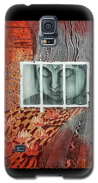 The Buddhist Color Galaxy S5 Case by Fei A