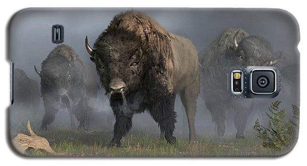 The Buffalo Vanguard Galaxy S5 Case by Daniel Eskridge