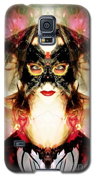 Galaxy S5 Case featuring the photograph The Burning Light Within by Heather King