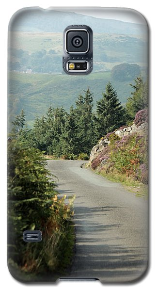 The Burway At Church Stretton Galaxy S5 Case