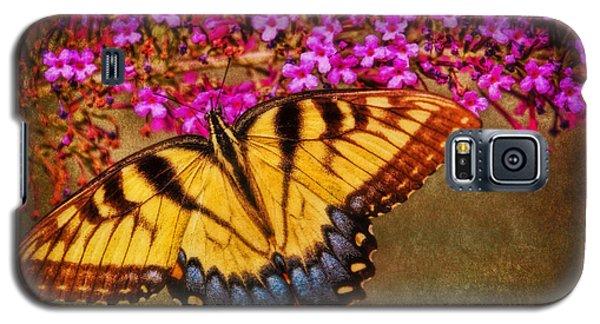 The Butterfly Effect Galaxy S5 Case by Elizabeth Winter
