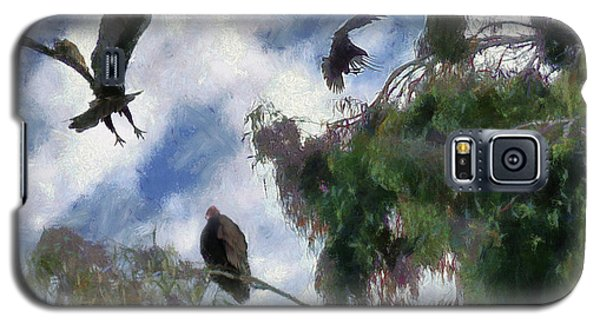 The Buzzard Tree Galaxy S5 Case
