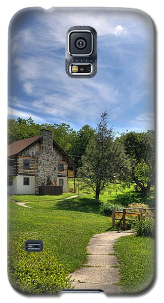 The Cabin Galaxy S5 Case