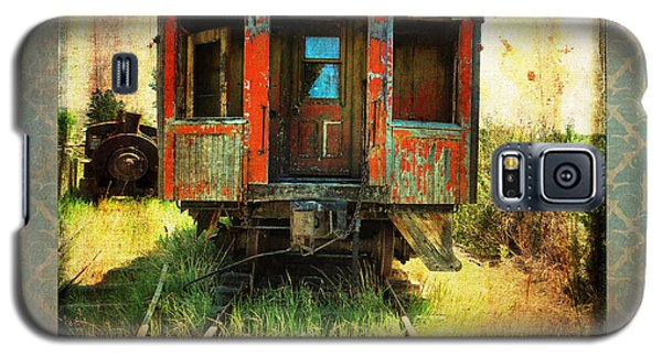 The Caboose Galaxy S5 Case