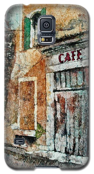 The Cafe Is Closed Galaxy S5 Case