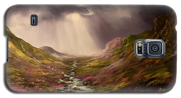 The Cairngorms In Scotland Galaxy S5 Case by Jean Walker