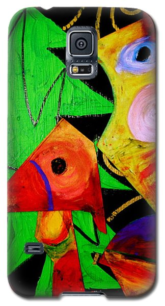 The Call Galaxy S5 Case