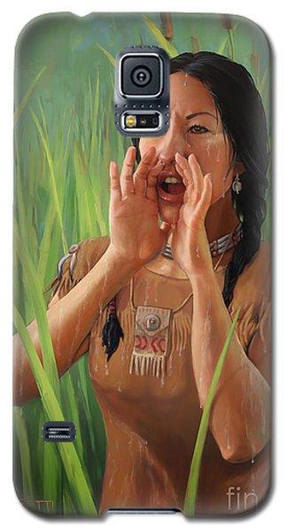 The Call Galaxy S5 Case