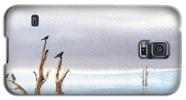 The Calm Galaxy S5 Case