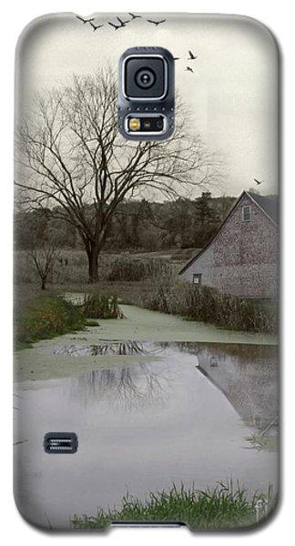 The Calm Galaxy S5 Case by Mary Lou Chmura