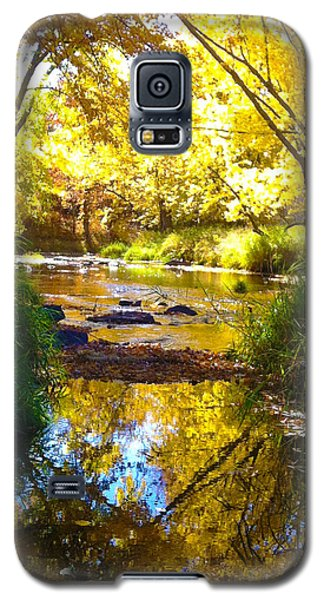 The Calm Side Galaxy S5 Case