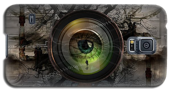 The Camera Eye Galaxy S5 Case