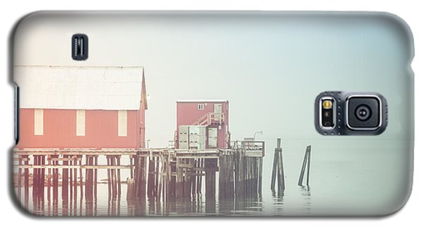 The Cannery In Fog Galaxy S5 Case