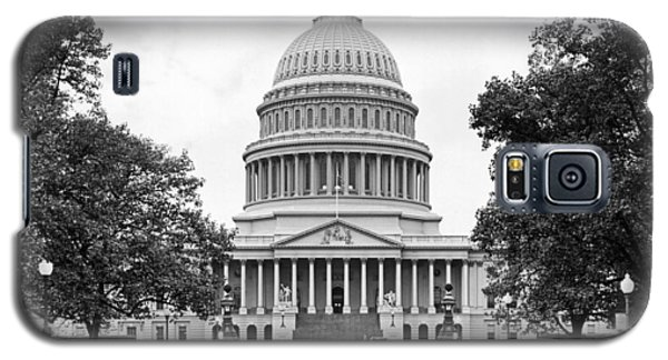 The Capitol Building Galaxy S5 Case by Underwood Archives