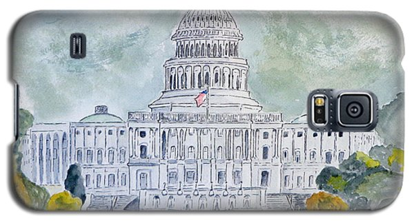 The Capitol Hill Galaxy S5 Case by Eva Ason
