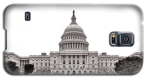 Washington D.c Galaxy S5 Case - The Capitol by Olivier Le Queinec