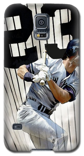The Captain Donnie Baseball Don Mattingly Galaxy S5 Case