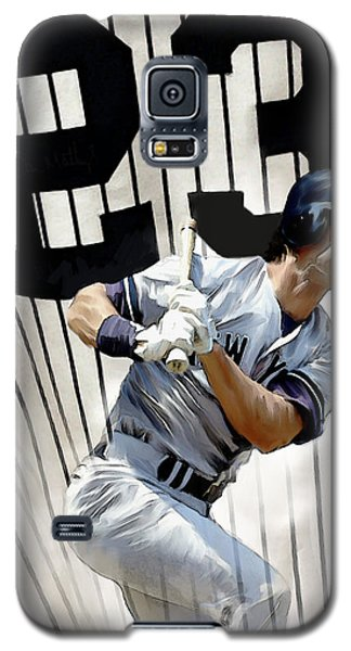 The Captain Donnie Baseball Don Mattingly Galaxy S5 Case