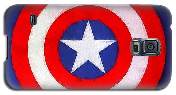 The Captain's Shield Galaxy S5 Case