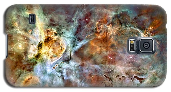 The Carina Nebula Galaxy S5 Case