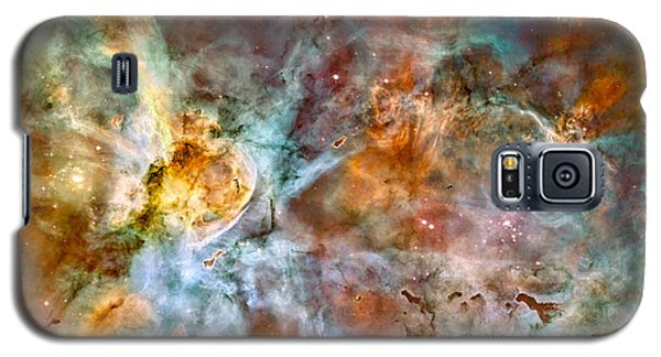 The Carina Nebula - Star Birth In The Extreme Galaxy S5 Case