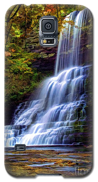 The Cascades Galaxy S5 Case by Darren Fisher