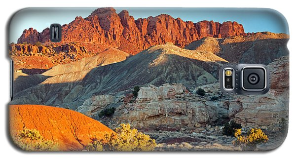 The Castle Capitol Reef National Park Galaxy S5 Case