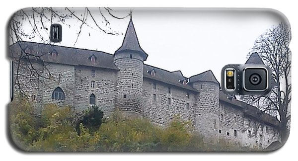 Galaxy S5 Case featuring the photograph The Castle In Autumn by Felicia Tica