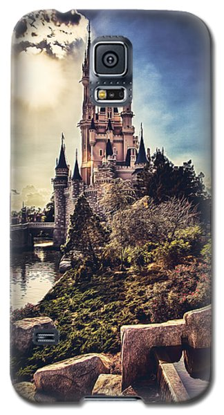 Galaxy S5 Case featuring the photograph The Castle by Joshua Minso