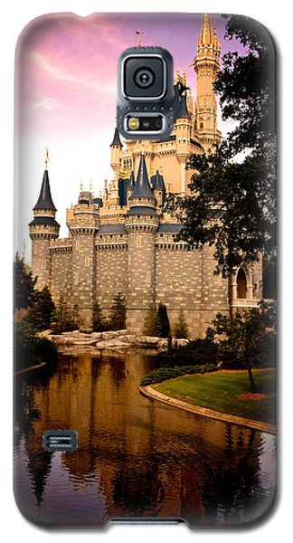Galaxy S5 Case featuring the photograph The Castle by Michael Albright