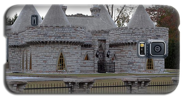 The Castle Galaxy S5 Case by Michael Waters