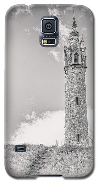 Fairy Galaxy S5 Case - The Castle Tower by Scott Norris