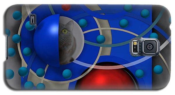 The Cat-s Eye Galaxy S5 Case