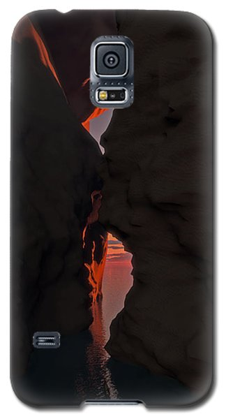The Cave Entrance... Galaxy S5 Case by Tim Fillingim