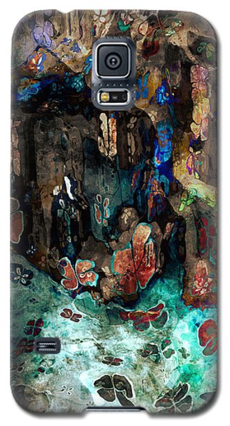 The Cave Galaxy S5 Case