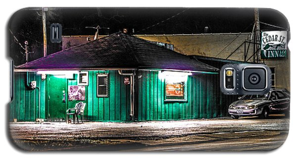 The Cedar St. Inn Galaxy S5 Case by Ray Congrove